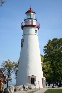 Marblehead Lighthouse - Erie County Ohio Historical Society
