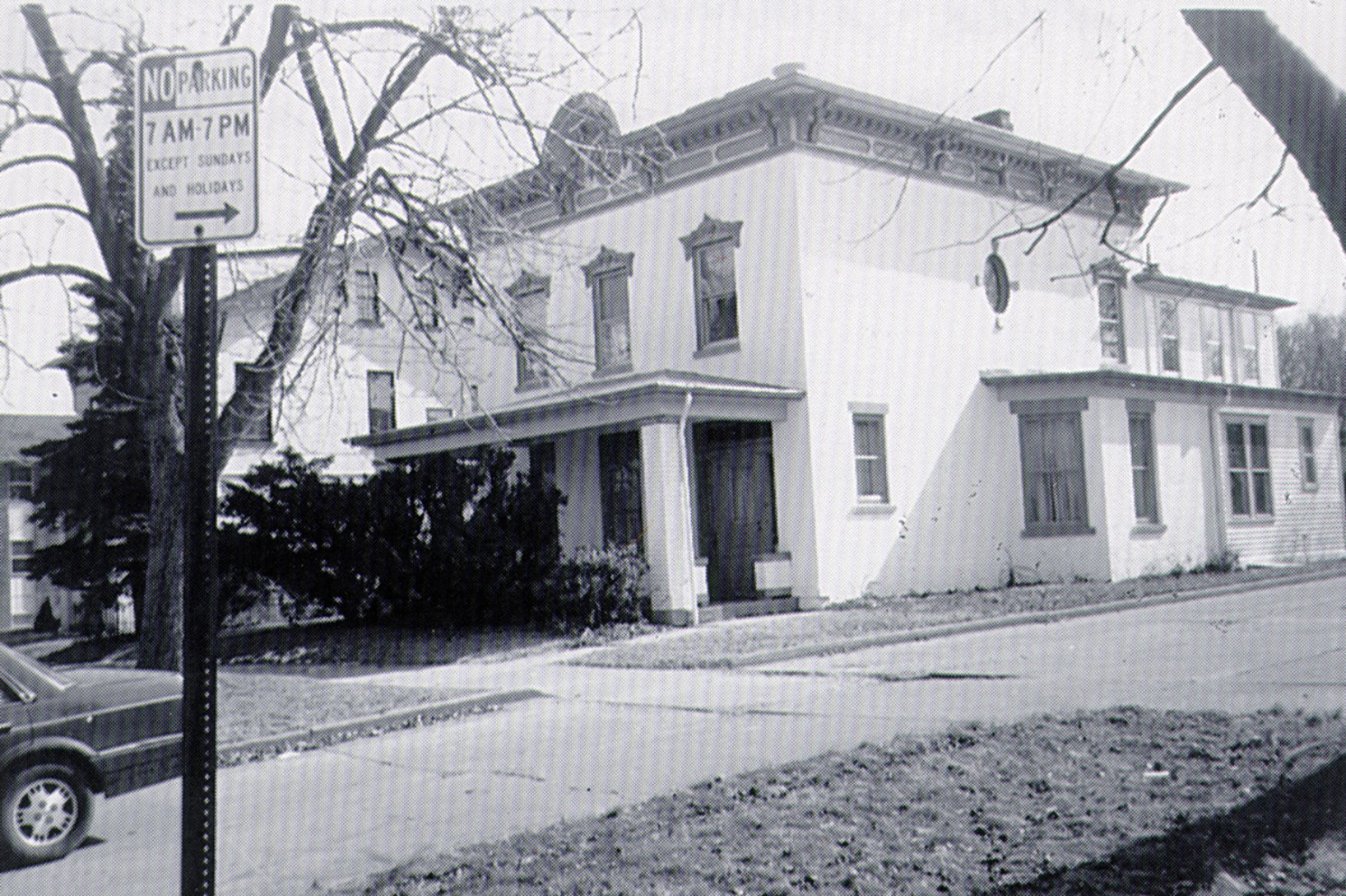 George Barney House - Erie County Ohio Historical Society