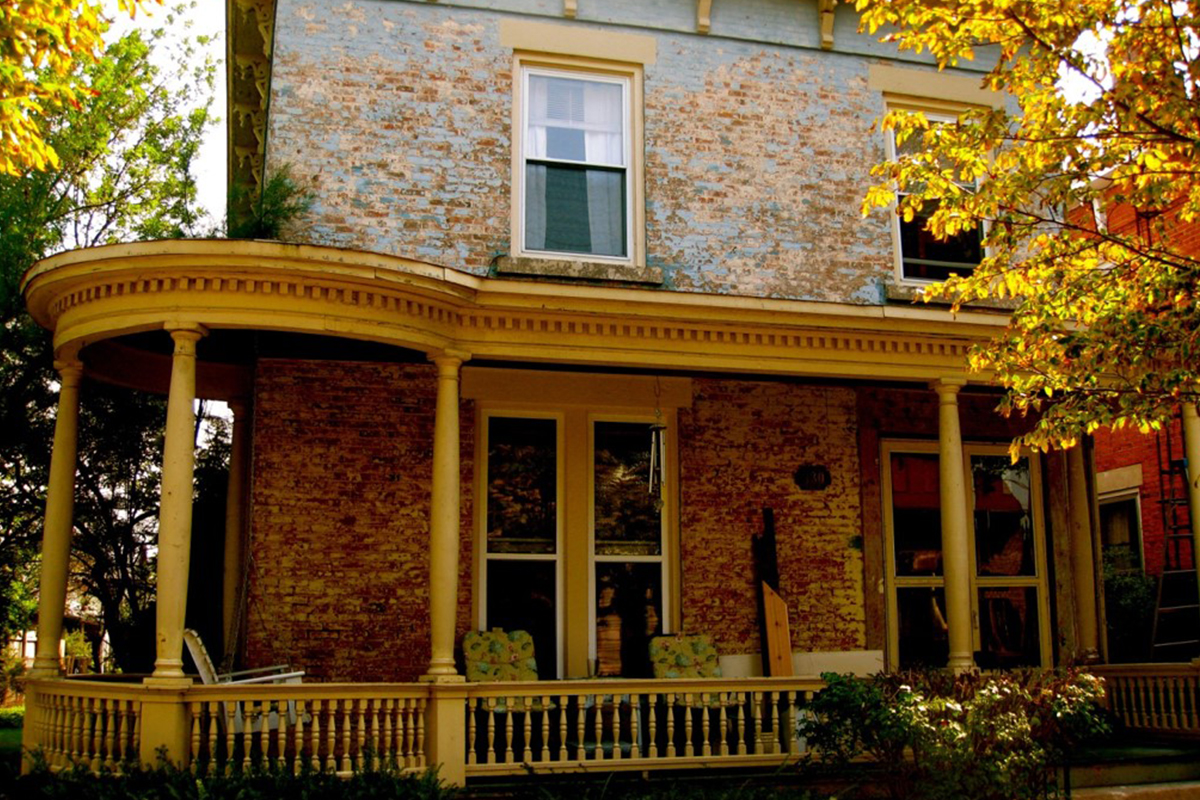 Henry Merry House - Erie County Ohio Historical Society
