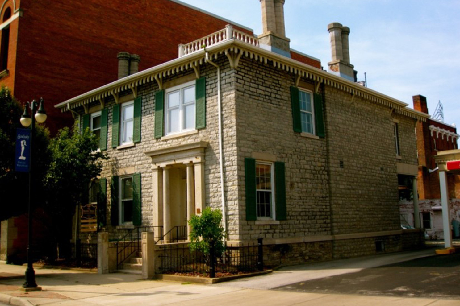 Beecher House - Erie County Ohio Historical Society