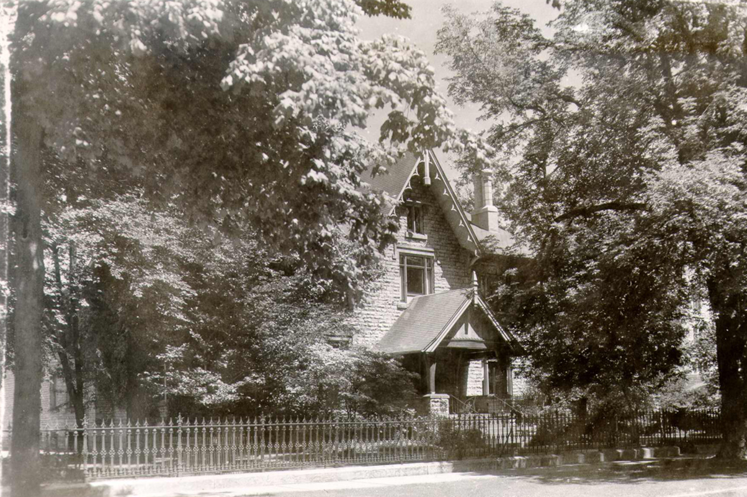 August Moss House - Erie County Ohio Historical Society