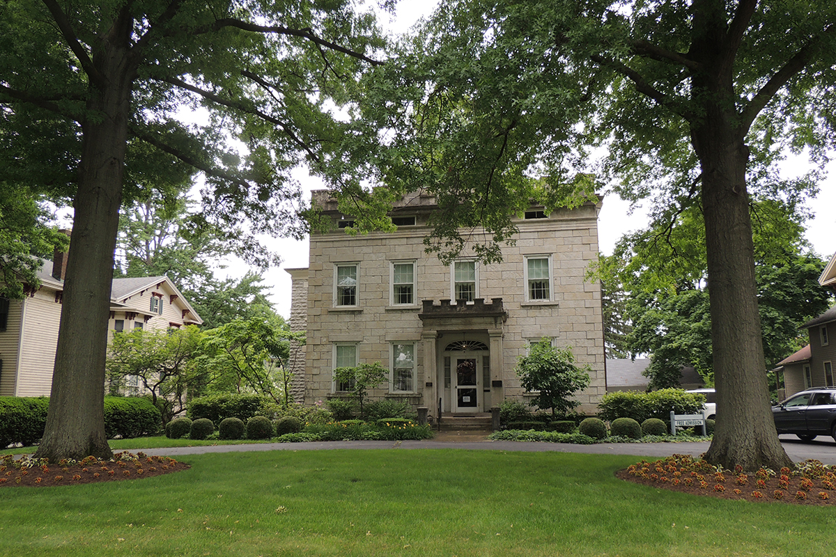 Eleutheros Cooke House - Erie County Ohio Historical Society