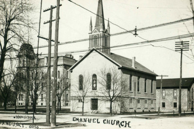 Emanuel United Church of Christ - Erie County Ohio Historical Society