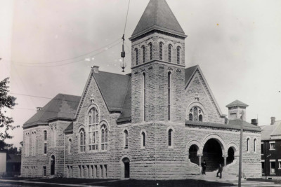 First Congregational Church - Erie County Ohio Historical Society