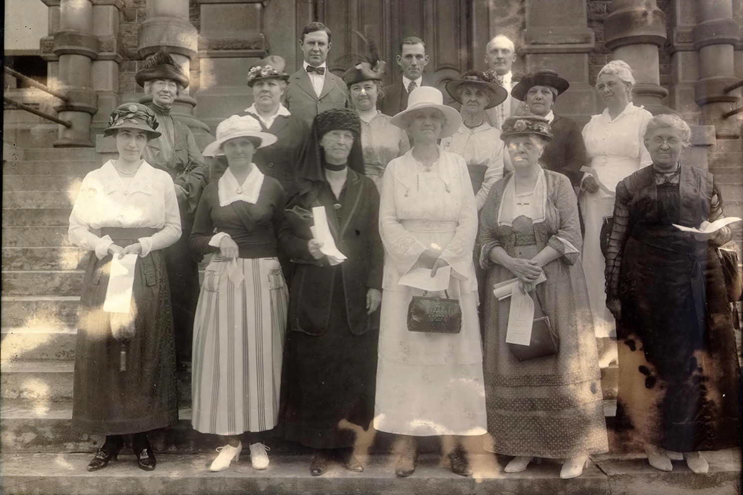 Jury Of Erie County Women - Erie County Ohio Historical Society