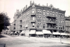 Sloane Hotel - Erie County Ohio Historical Society