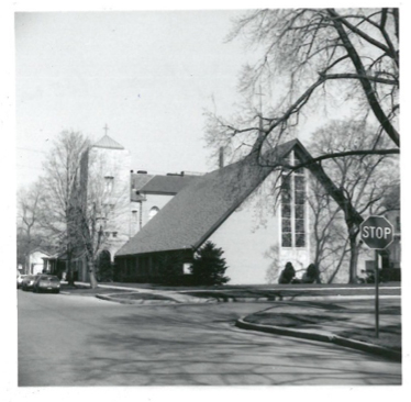 Trinity Methodist Church - Erie County Ohio Historical Society