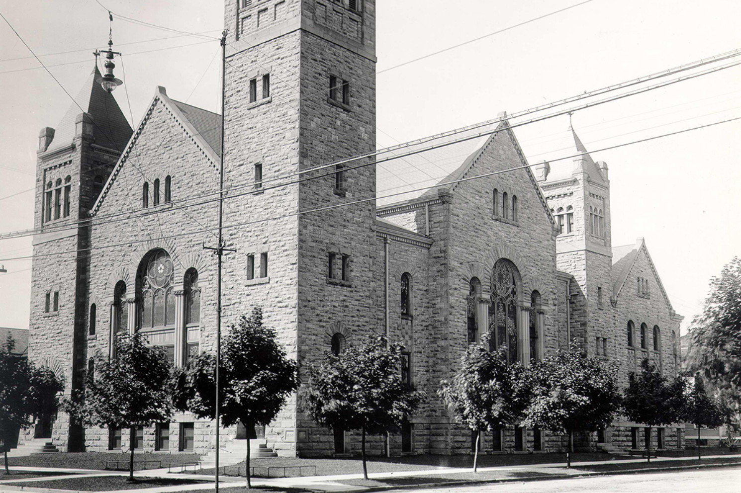 Zion Lutheran Church - Erie County Ohio Historical Society