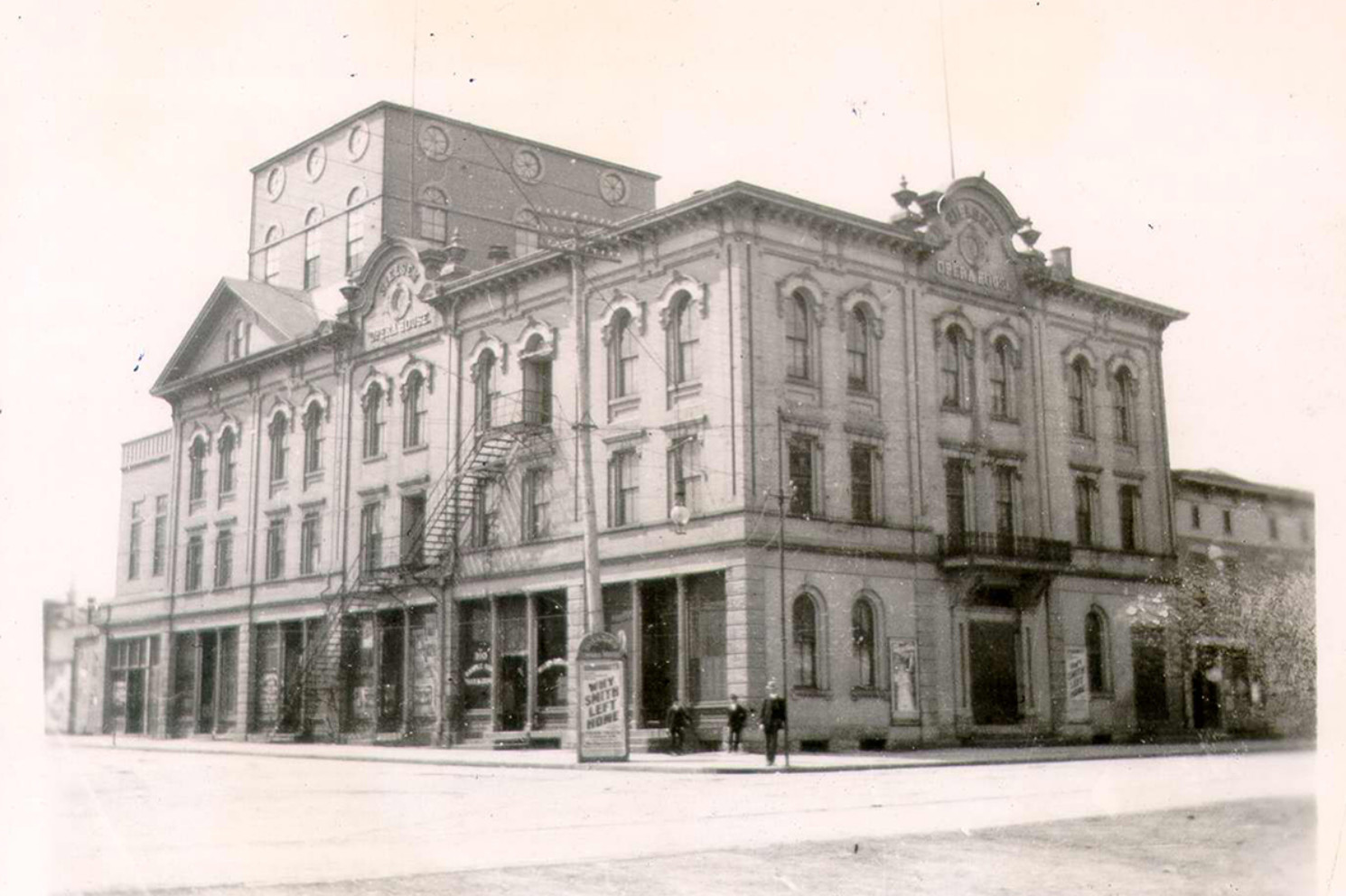 Biemiller Opera House - Erie County Ohio Historical Society