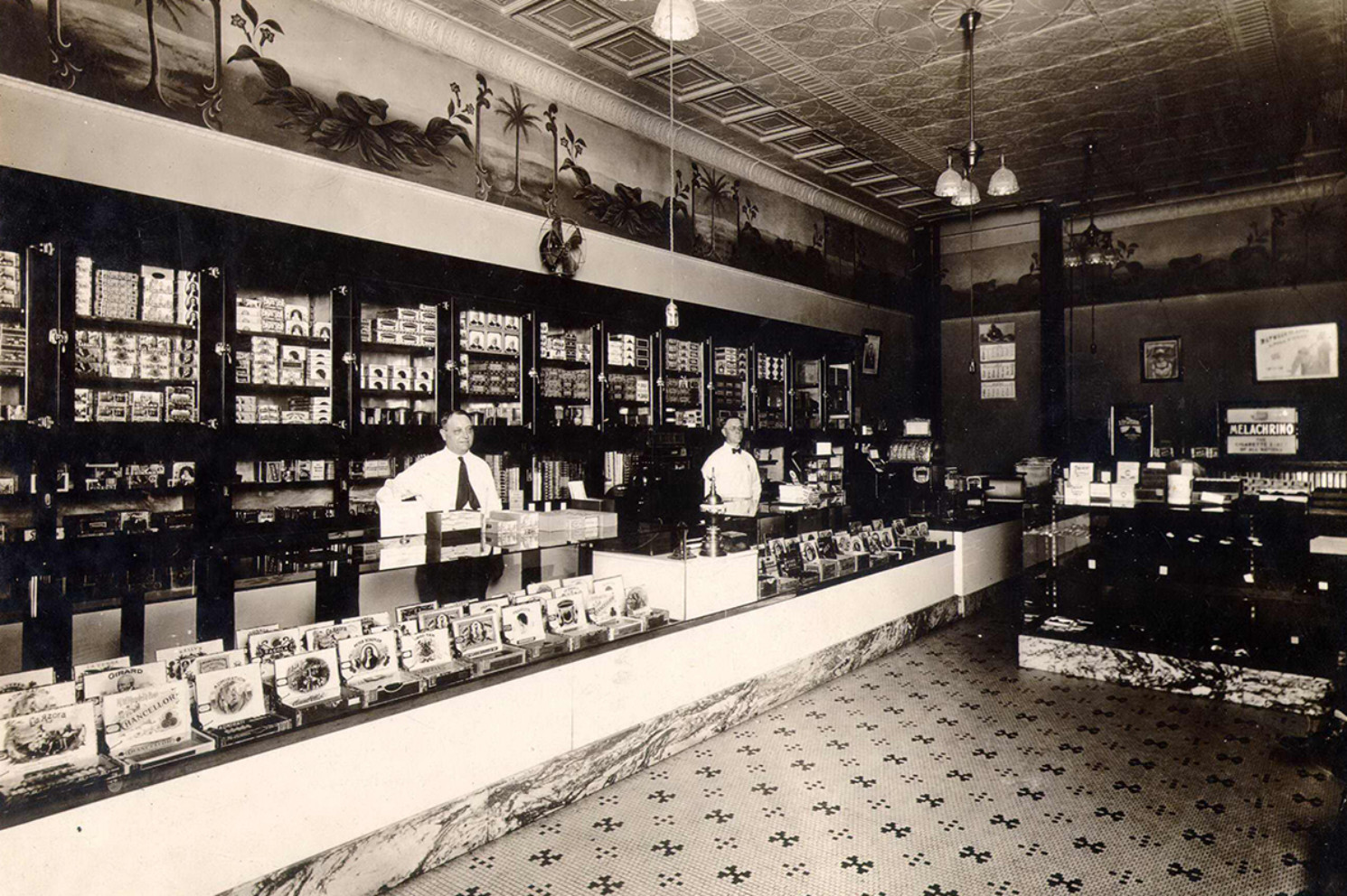 Ritter Cigar Factory - Erie County Ohio Historical Society