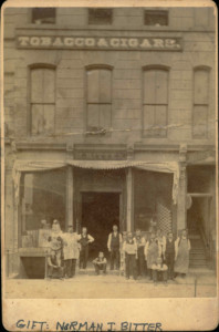 Ritter Cigar Store - Erie County Ohio Historical Society